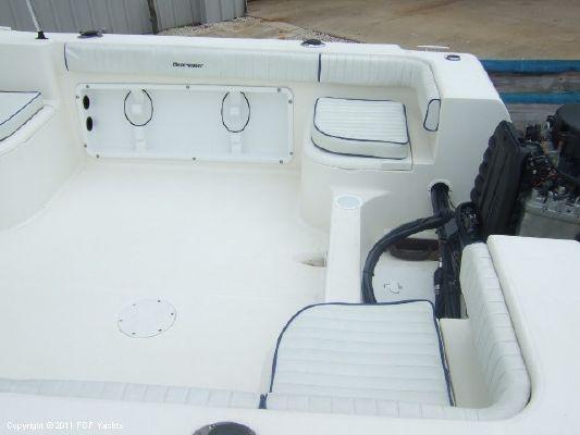 2007 clearwater 2200 dual console  11 2007 Clearwater 2200 Dual Console