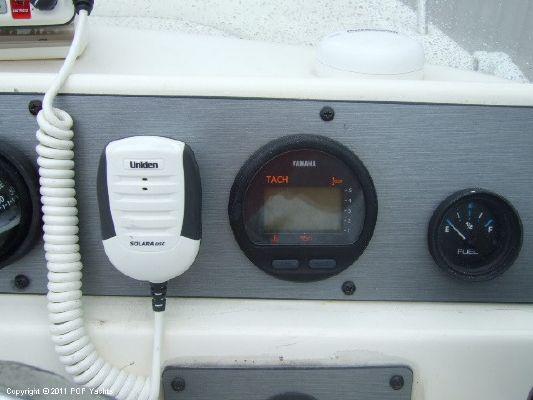 2007 clearwater 2200 dual console  17 2007 Clearwater 2200 Dual Console