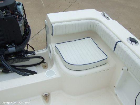 2007 clearwater 2200 dual console  22 2007 Clearwater 2200 Dual Console