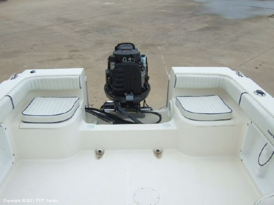 2007 clearwater 2200 dual console  23 2007 Clearwater 2200 Dual Console