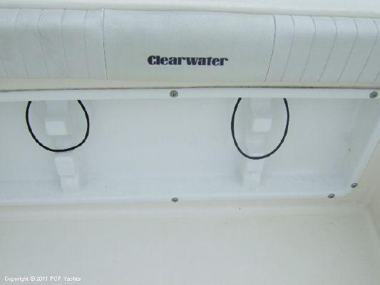 2007 clearwater 2200 dual console  27 2007 Clearwater 2200 Dual Console