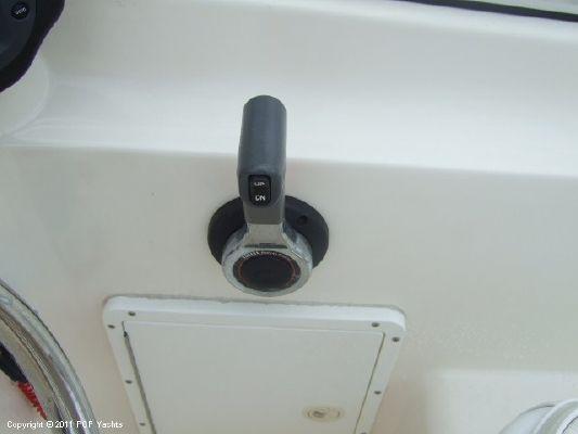 2007 clearwater 2200 dual console  33 2007 Clearwater 2200 Dual Console