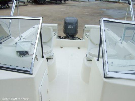 2007 clearwater 2200 dual console  37 2007 Clearwater 2200 Dual Console