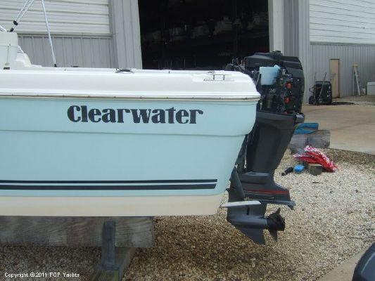 2007 clearwater 2200 dual console  8 2007 Clearwater 2200 Dual Console