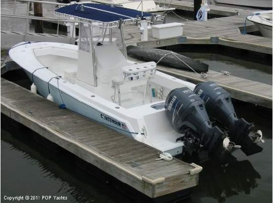 Contender 23T CC 2007 Contender Powerboats for Sale