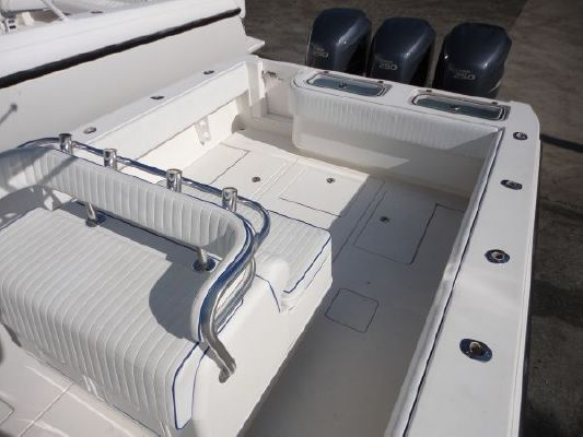 Contender 33 Tournament Warranty &Trailer 2007 Contender Powerboats for Sale