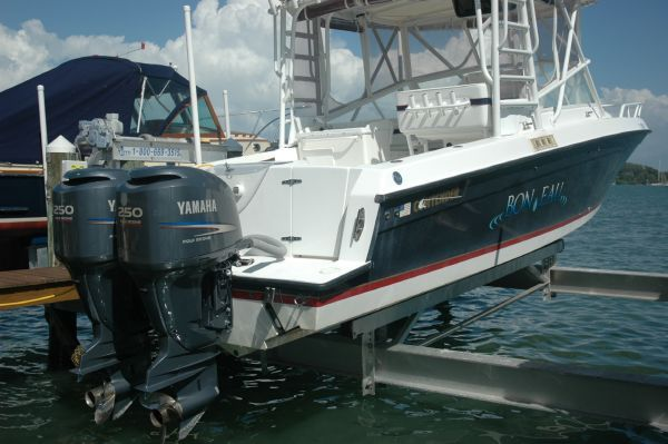 Contender 35 Side Console 2007 Contender Powerboats for Sale