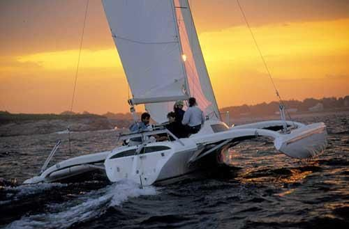 Corsair 31 2007 All Boats