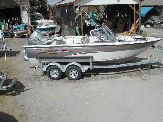 2007 Crestliner Sportfish 1950 Ob Boats Yachts For Sale
