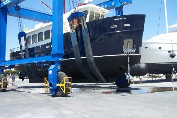 2007 custom trawler yacht exploration vessel  16 2007 Custom Trawler Yacht / Exploration Vessel