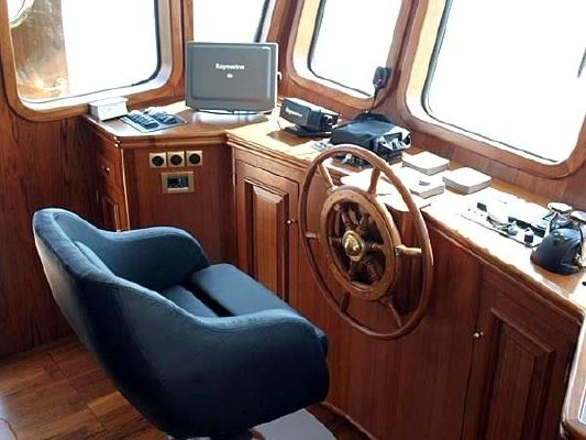 2007 custom trawler yacht exploration vessel  22 2007 Custom Trawler Yacht / Exploration Vessel