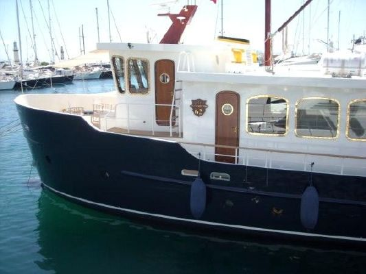 2007 custom trawler yacht exploration vessel  3 2007 Custom Trawler Yacht / Exploration Vessel