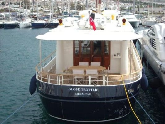 2007 custom trawler yacht exploration vessel  4 2007 Custom Trawler Yacht / Exploration Vessel