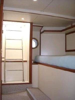 2007 custom trawler yacht exploration vessel  46 2007 Custom Trawler Yacht / Exploration Vessel