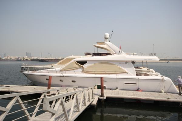 Dubai Marine Ultimate 68 2007 All Boats