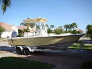 2007 everglades boats 223  1 2007 EVERGLADES BOATS 223