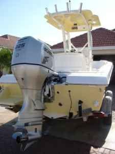 2007 everglades boats 223  2 2007 EVERGLADES BOATS 223