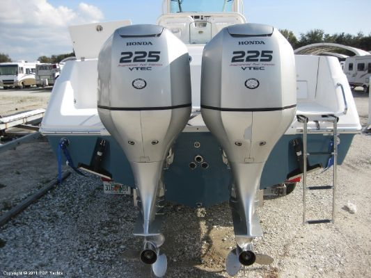 EVERGLADES BOATS 260 CENTER CONSOLE 2007 Everglades Boats for Sale