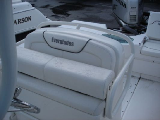 Everglades CENTER CONSOLE 243 2007 Everglades Boats for Sale