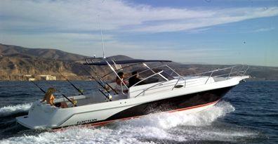 Faeton 780 Open 2007 All Boats