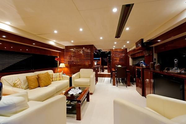 Boats for Sale & Yachts Fairline Squadron 2007 Motor Boats
