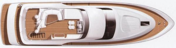 Boats for Sale & Yachts Fairline Squadron 68 2007 Motor Boats