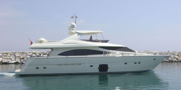 Ferretti 830 Hard Top 2007 All Boats