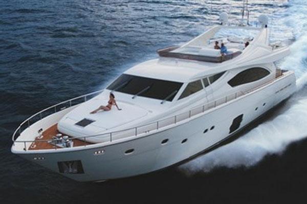 Ferretti 881 2007 All Boats