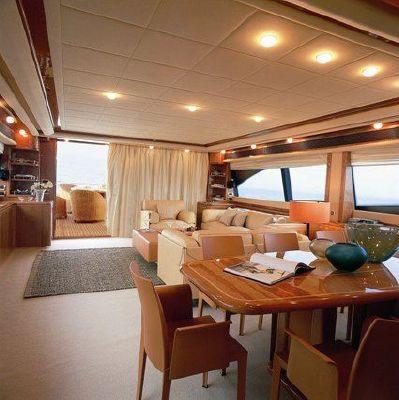 Ferretti 881 Hull no 29 2007 Sailboats for Sale
