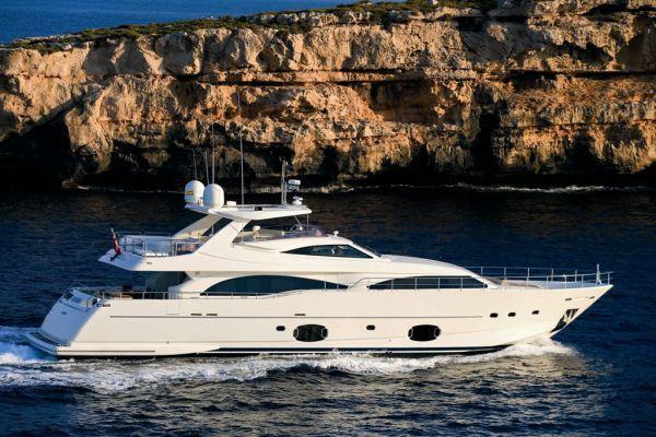 Ferretti 97' custom line 2007 All Boats