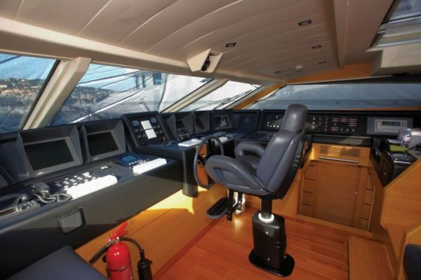 Ferretti Custom Line 97 Boat Yr 2007 All Boats