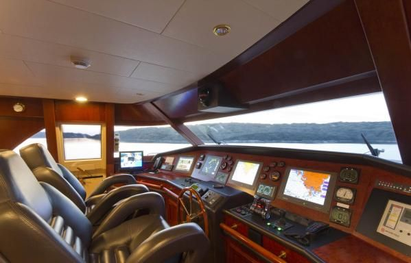Boats for Sale & Yachts Ferretti Custom Line Navetta 2007 All Boats