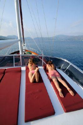 Fethiye TRANSOM STERN GULET 2007 Ketch Boats for Sale