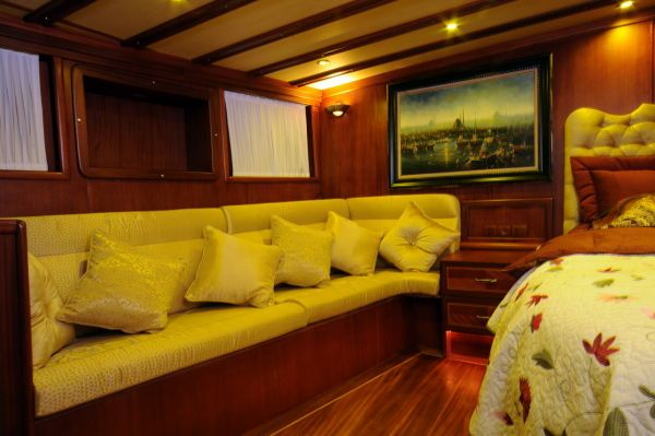 Boats for Sale & Yachts Fethiye TRANSOM STERN GULET 2007 Ketch Boats for Sale