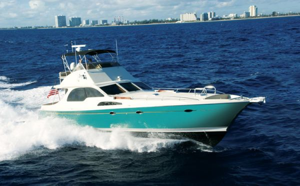 Boats for Sale & Yachts Fexas / Custom Flybridge Sport Cruiser 2007 Flybridge Boats for Sale