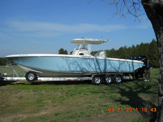 Fountain 34 CC 2007 Fountain Boats for Sale