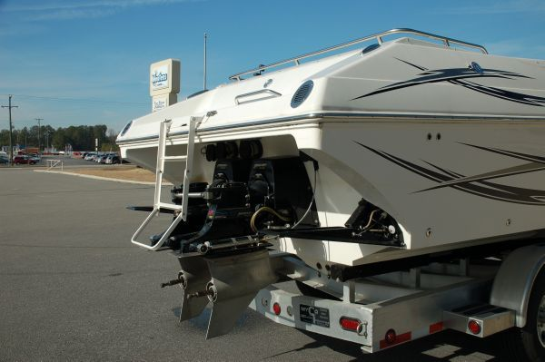 Fountain 38 Lightning 2007 Fountain Boats for Sale