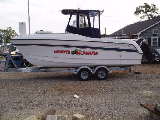 Glacier Bay 2260 2007 Glacier Boats for Sale