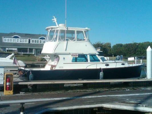 2007 Gorbon Custom Downeast Flybridge Boats Yachts For Sale