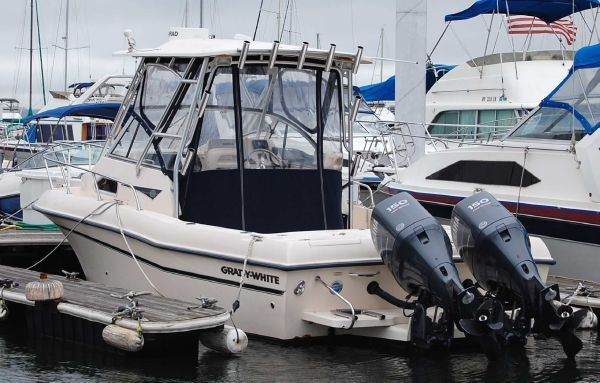 Boats for Sale & Yachts Grady White 232 Gulfstream WA 2007 Fishing Boats for Sale Grady White Boats for Sale