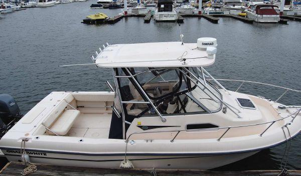 2007 Grady White 232 Gulfstream Wa Boats Yachts For Sale