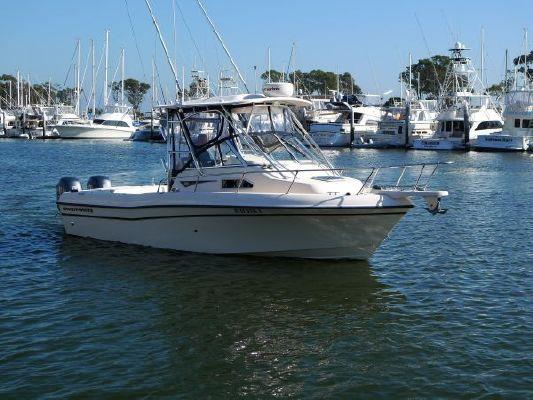Grady White Gulfstream 232 2007 Fishing Boats for Sale Grady White Boats for Sale