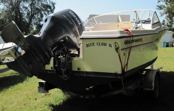 Grady White Tournament 205 2007 Fishing Boats for Sale Grady White Boats for Sale
