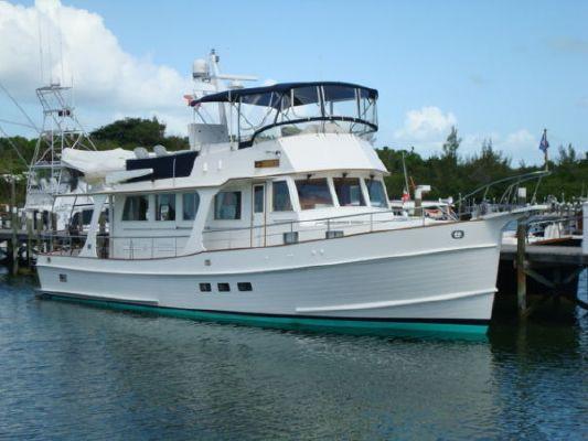 Boats for Sale & Yachts Grand Banks 52 Heritage EU 2007 Grand Banks Yachts