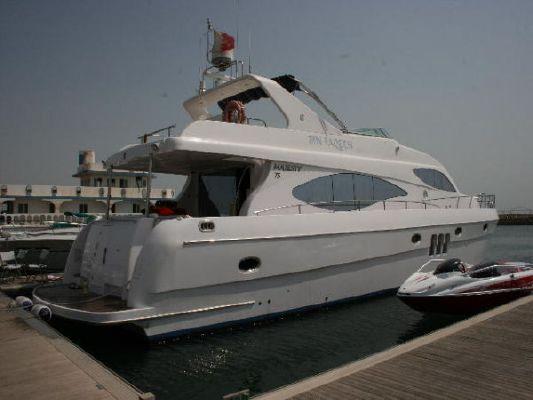 Gulf Craft Majesty 75 2007 All Boats