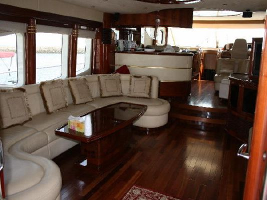 Gulf Craft Majesty 75 2007 All Boats
