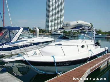2007 gulf craft walkaround boats yachts for sale for Gulf craft boats for sale