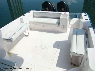2007 gulf craft walkaround  4 2007 Gulf Craft Walkaround