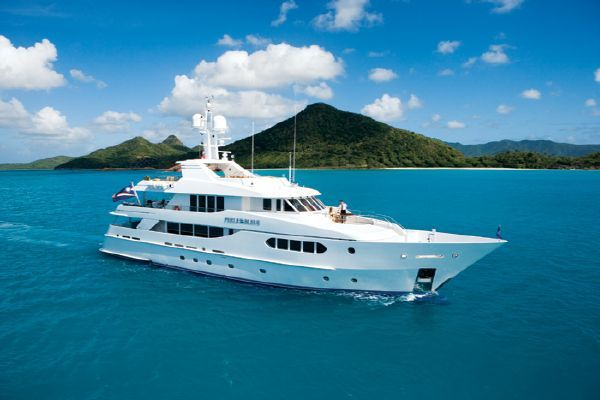 Hakvoort Twin Screw Oceangoing Displacement Motoryacht 2007 All Boats