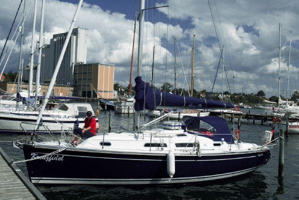 2007 hanse yachts hanse 315  1 2007 Hanse Yachts Hanse 315